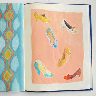 Sketchbook Series: Danielle Kroll