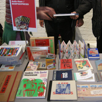NY Art Book Fair 2010
