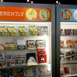 A visit to BEA (BookExpo)