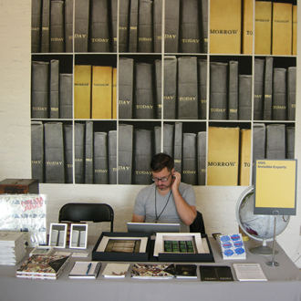 The NY Art Book Fair 2009