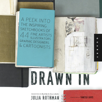 Drawn In: Designing the Cover Wrap