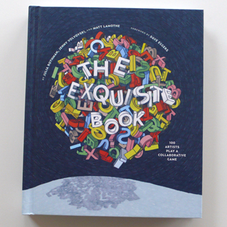 The Exquisite Book: Making the Cover