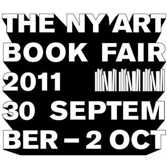 NY Art Book Fair – This weekend!